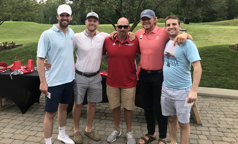 Men's Lacrosse Golf Outing