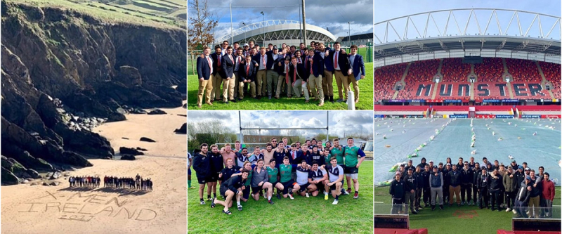 Club Rugby in Ireland
