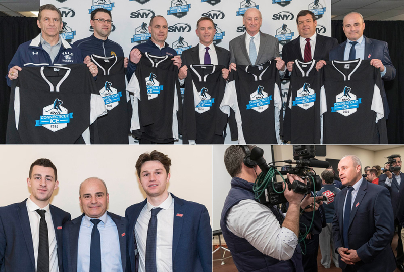 SNY Connecticut Ice press conference