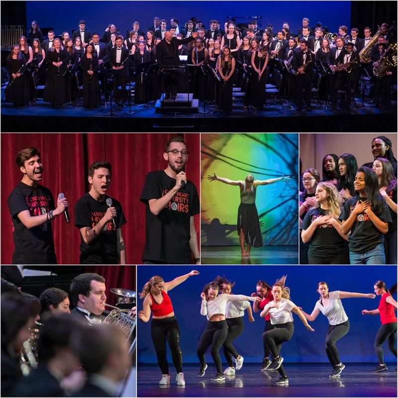 Performing Arts Events